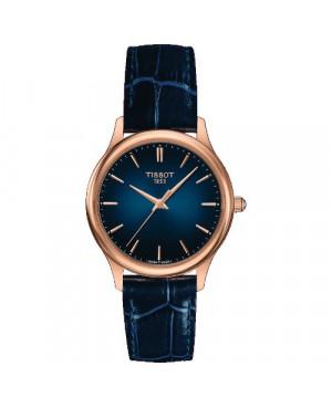Szwajcarski, elegancki zegarek damski  TISSOT Excellence Lady 18K T926.210.76.041.00 (T9262107604100)