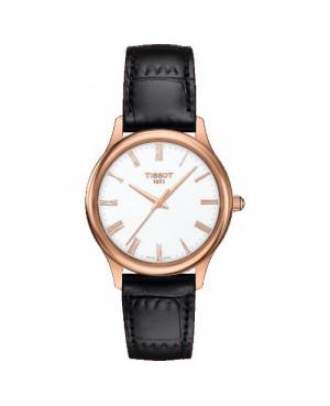 Szwajcarski, elegancki zegarek damski  TISSOT Excellence Lady 18K T926.210.76.013.00 (T9262107601300)