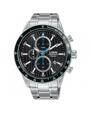 Sportowy zegarek męski LORUS RM327GX-9 (RM327GX9)