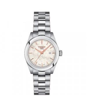 TISSOT T132.010.11.111.00 T-My Lady zegarek damski elegancki szwajcarski z szafirowym szkłem