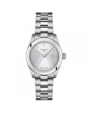 TISSOT T132.010.11.031.00 T-MY Lady zegarek damski elegancki szwajcarski z szafirowym szkłem