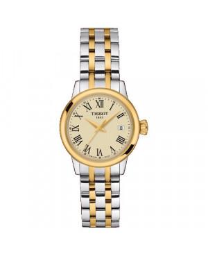 TISSOT T129.210.22.263.00 Classic Dream Lady zegarek damski klasyczny szwajcarski