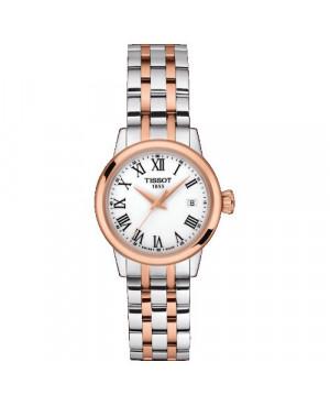TISSOT T129.210.22.013.00 Classic Dream Lady (T1292102201300) zegarek damski klasyczny szwajcarski