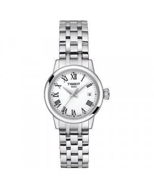 TISSOT T129.210.11.013.00 Classic Dream Lady (T1292101101300) zegarek damski klasyczny szwajcarski