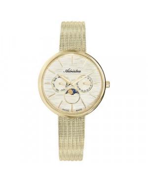 Szwajcarski, elegancki zegarek damski ADRIATICA A3732.1111QF (A37321111QF)