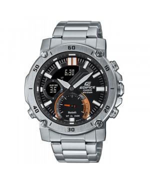 Sportowy zegarek męski CASIO Edifice ECB-20D-1AEF (ECB20D1AEF)