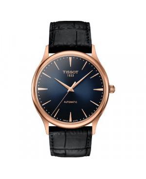 Elegancki zegarek męski TISSOT Excellence Automatic T926.407.76.041.00 (T9264077604100)