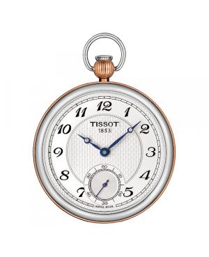 Klasyczny zegarek męski TISSOT Bridgeport T860.405.29.032.01 (T8604052903201)