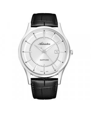 Szwajcarski, elegancki zegarek męski ADRIATICA A1296.5213Q (A12965213Q)