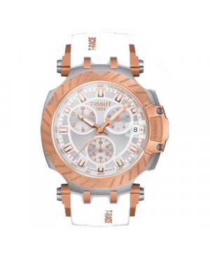 Sportowy zegarek męski Tissot T-Race Chronograph T115.417.27.011.01 (T1154172701101) zegarek szwajcarski
