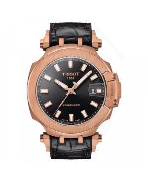 Sportowy zegarek męski Tissot T-Race Swissmatic T115.407.37.051.00 (T1154073705100)