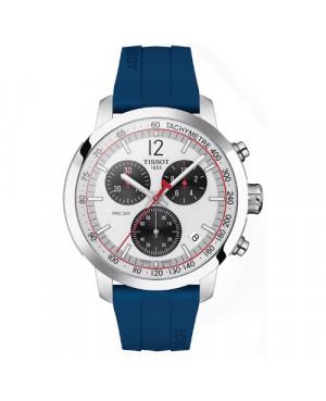Sportowy zegarek męski TISSOT PRC 200 IIHF 2020 Special Edition T114.417.17.037.00 (T1144171703700)
