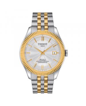 TISSOT T108.408.22.278.01 zegarek męski klasyczny automatyczny