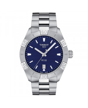 TISSOT T101.610.11.041.00 PR 100 Sport Gent (T1016101104100) zegarek męski klasyczny