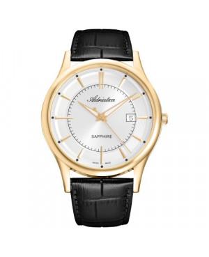 Szwajcarski, elegancki zegarek męski ADRIATICA A1296.1213Q (A12961213Q)