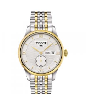 Elegancki zegarek męski TISSOT Le Locle T006.428.22.038.01 (T0064282203801)
