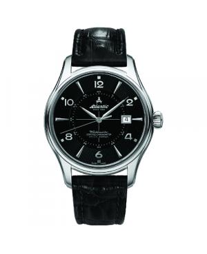 Klasyczny zegarek męski ATLANTIC Worldmaster 52753.41.65S (527534165S)