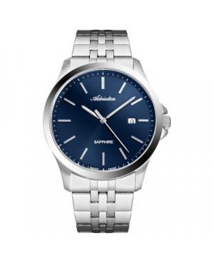 Szwajcarski, klasyczny zegarek męski ADRIATICA A8303.5115Q (A83035115Q))
