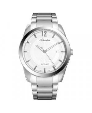 Szwajcarski, klasyczny zegarek męski ADRIATICA A8301.5153Q (A83015153Q)