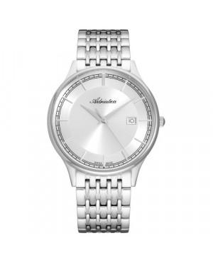 Szwajcarski, klasyczny zegarek męski ADRIATICA A8315.5113Q (A83155113Q)
