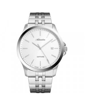 Szwajcarski,klasyczny zegarek męski ADRIATICA A8303.5113Q (A83035113Q)