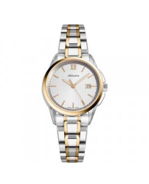 Szwajcarski, klasyczny zegarek damski ADRIATICA A3190.2163Q (A31902163Q)