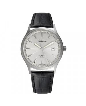 Szwajcarski, klasyczny zegarek męski ADRIATICA A1171.4217Q (A11714217Q)