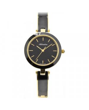 Szwajcarski, biżuteryjny zegarek fashion damski ADRIATICA A3411.F114Q (A3411F114Q)