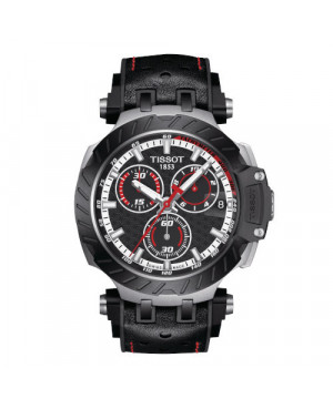 Sportowy zegarek męski TISSOT T-Race Chronograph 2020 Limited Edition T115.417.27.051.01 (T1154172705101)