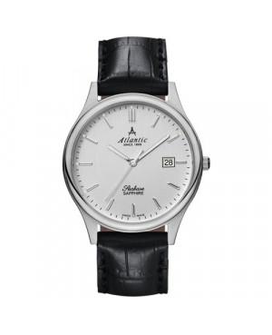 Klasyczny zegarek damski Atlantic Seabase 20342.41.21 (203424121)
