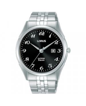 Klasyczny zegarek męski LORUS RH955NX-9 (RH955NX9)