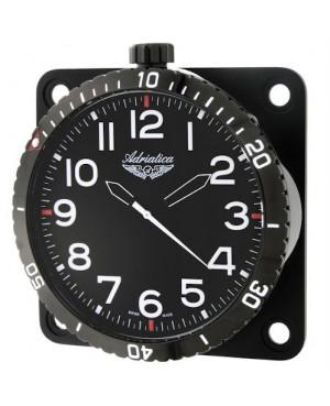 Szwajcarski,lotniczy zegarek ADRIATICA ANO.09.Q (ANO09Q)