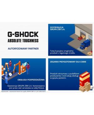 Sportowy zegarek męski CASIO G-Shock (GWG10001A3ER)