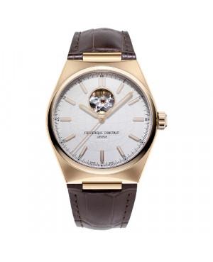 Szwajcarski klasyczny zegarek męski FREDERIQUE CONSTANT Highlife FC-310V4NH4 (FC310V4NH4)