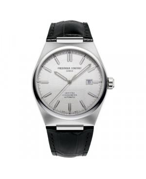 Klasyczny zegarek męski FREDERIQUE CONSTANT Highlife FC-303S4NH6 (FC303S4NH6) automatyczny z certyfikatem COSC
