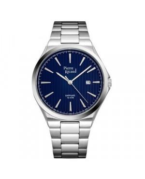Klasyczny zegarek męski PIERRE RICAUD P91069.5115Q (P910695115Q)