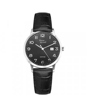 Klasyczny zegarek męski PIERRE RICAUD P91022.5224Q (P910225224Q)