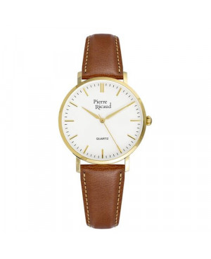 Klasyczny zegarek damski PIERRE RICAUD P51074.1213Q (P510741213Q)