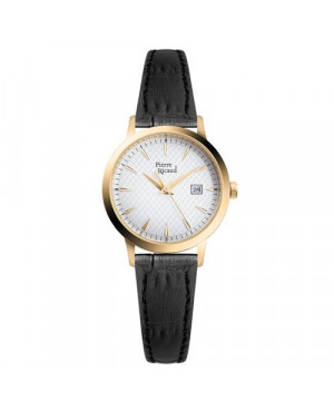 Klasyczny zegarek damski PIERRE RICAUD P51023.1212Q (P510231212Q)