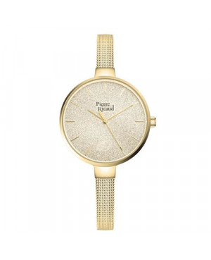 Modowy zegarek damski PIERRE RICAUD P22085.1111Q (P220851111Q)