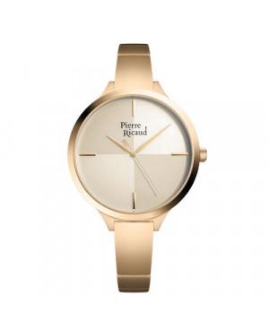 Modowy zegarek damski PIERRE RICAUD P22012.1111Q (P220121111Q)