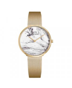 Modowy zegarek damski PIERRE RICAUD P21067.1103Q (P210671103Q)