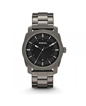 Modowy zegarek męski FOSSIL Machine FS4774IE