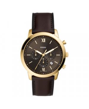 Modowy zegarek męski FOSSIL Neutra Chrono FS5763