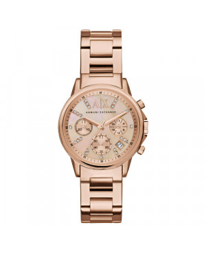 Modowy zegarek damski ARMANI EXCHANGE Lady Banks AX4326