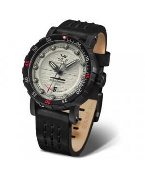 Sportowy zegarek męski VOSTOK EUROPE Nuclear Submarine SSN 571 NH35A/571C607 (NH35A571C607)