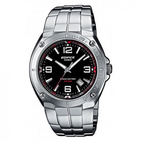Sportowy zegarek męski Casio Edifice EF-126D-1AVEF (EF126D1AVEF)