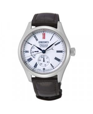Klasyczny zegarek męski SEIKO Presage Arita Porcelain SPB093J1