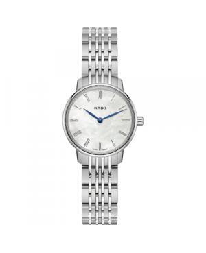 Szwajcarski elegancki zegarek damski RADO Coupole Classic R22897943