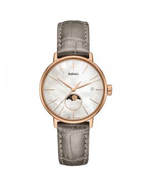 Szwajcarski elegancki zegarek damski RADO Coupole Classic R22885945 szkło szafirowe